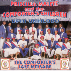 Priscilla & The Comforters - Uphi Umhlobo (CD)