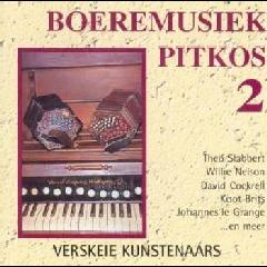 Boeremusiek Pitkos - Vol.2 - Various Artists (CD)