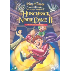 Hunchback of Notre Dame II: The Secret of the Bell (DVD)
