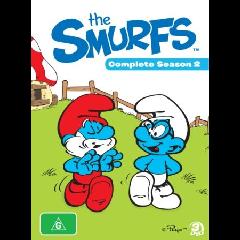 Smurfs Season 2: The Adventures of Robin Smurf (DVD)