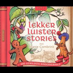 Joanie Combrink - Lekker Luister Stories Vol 1 (CD)