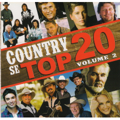 Country Se Top 20 - Vol.2 - Various Artists (CD)