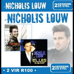 Nicholis Louw - Vergeet En Vergewe / Elvis (CD)