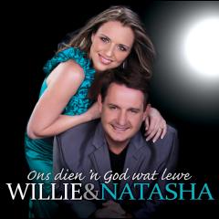 Joubert, Willie & Natasha - Ons Dien 'n God Wat Lewe (CD)