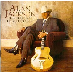 Alan Jackson - Greatest Hits (CD)