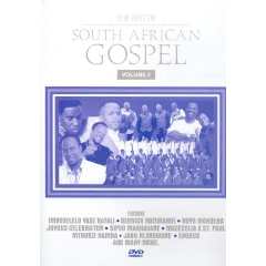 Best Of South African Gospel - Vol.2 - Various Artists (DVD)