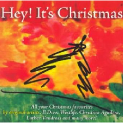 Hey It's Christmas - Various Artists (CD)