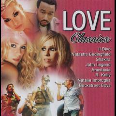Love Classics - Various Artists (CD)