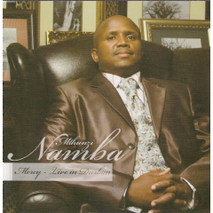 Namba Mthunzi - Mercy - Live In Durban (CD)