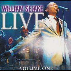 Sejake William - Live - Vol.1 (CD)