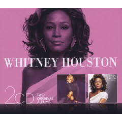 Houston Whitney - My Love Is Your Love / I Look To You (CD)