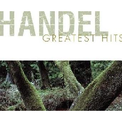 Handel Greatest Hits - Various Artists (CD)