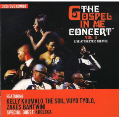 Gospel In Me Concert - Vol.3 [Deluxe Edition] - Various Artists