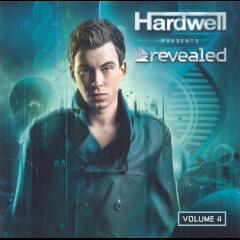 Hardwell - Revealed - Vol.4 Presented By Hardwell (CD)