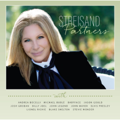 Streisand Barbra - Partners (CD)
