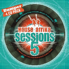 House Afrika Sessions 5 - Various Artists (CD)