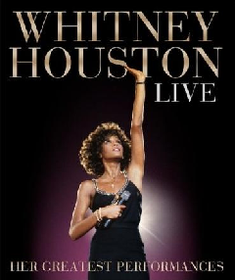 Houston Whitney - Whitney Houston Live - Her Greatest Performances (DVD)