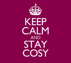 Keep Calm & Stay Cosy (CD)