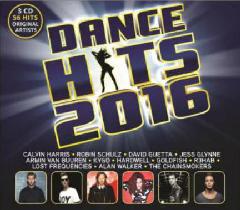 Various Artists - Dance Hits 2016 (CD)