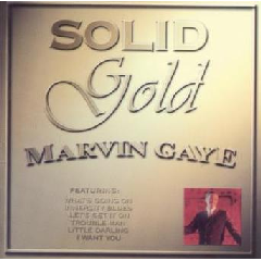 Marvin Gaye - Solid Gold (CD)