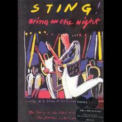 Sting - Bring On The Night 2CD + DVD (CD + DVD)