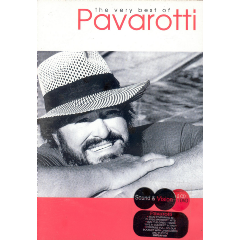 Luciano Pavarotti - Very Best Of Pavarotti (CD + DVD)