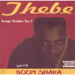 Thebe - Tempy Pusher No.1 (CD)