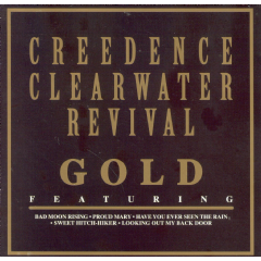 Creedence Clearwater Revival - Creedence Gold (CD)