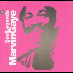 Marvin Gaye - Soul Legends (CD)