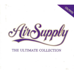 Air Supply - Ultimate Collection (CD + DVD)