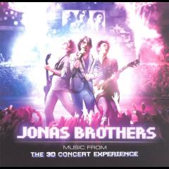 Jonas Brothers - 3-D Concert Experience (CD)