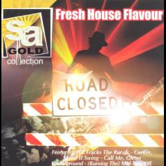 Dj Fresh - SA Gold Collection - House Sounds (CD)