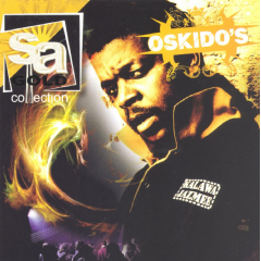 Oskido - SA Gold Collection (CD)