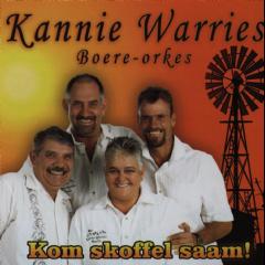 Kannie Warrie Boereorkes - Kannie Warrie (CD)