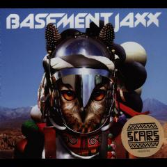 Basement Jaxx - Scars (CD)