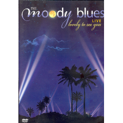 Moody Blues - Lovely To See You - Live (DVD)