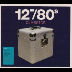 """12"""" 80s Classics - 12"""" 80s Classics - 3 (CD)"""