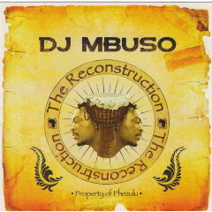 Dj Mbuso - Construction (CD)