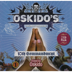 Oskido Church Grooves - 10th Commandment (CD)