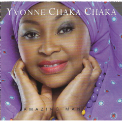 Yvonne Chaka Chaka - Amazing Man (CD)