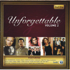 Unforgettable 2 - Various Artists (CD)