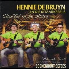 Hennie De Bruyn En Die Kitaarkerels - Boekenhout Setees (CD)