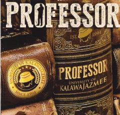 PROFESSOR - University Of Kalawa Jazmee 1918 To 2013 (CD)