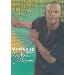 Mzwakhe Mbuli - Voice Of Reason (DVD)
