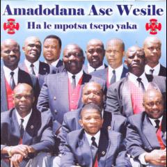 Amadodana Ase Wesile - Hale Mpotsa Tsepo Yaka (CD)