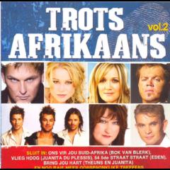 Trots Afrikaans - Vol.2 - Various Artists (CD)