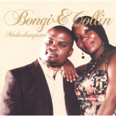 Bongi & Collin - Makadunyiswe (CD)