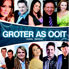 Groter As Ooit Gospel Treffers - Various Artists (CD)