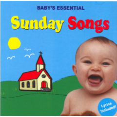 Children - Baby's Essential - Sunday Songs (CD)