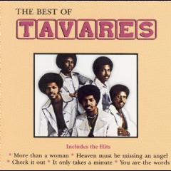 Tavares - Best Of Tavares (CD)